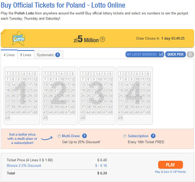 Check lotto ticket nsw lotteries