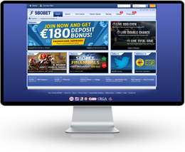 Sbobet Asian Bookmaker Not Restrict Its Players In The Amount Of Bets Large Selection Of Events With Asian Handicap Betting Cash Com Sportsbook Reviews Ratings Bonuses And Betting Tips